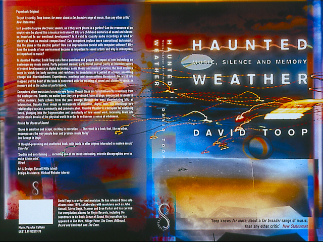 David Toop_Haunted Weather full cover