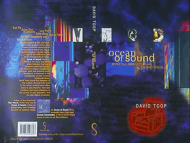 David Toop_Ocean of Sound bookcover