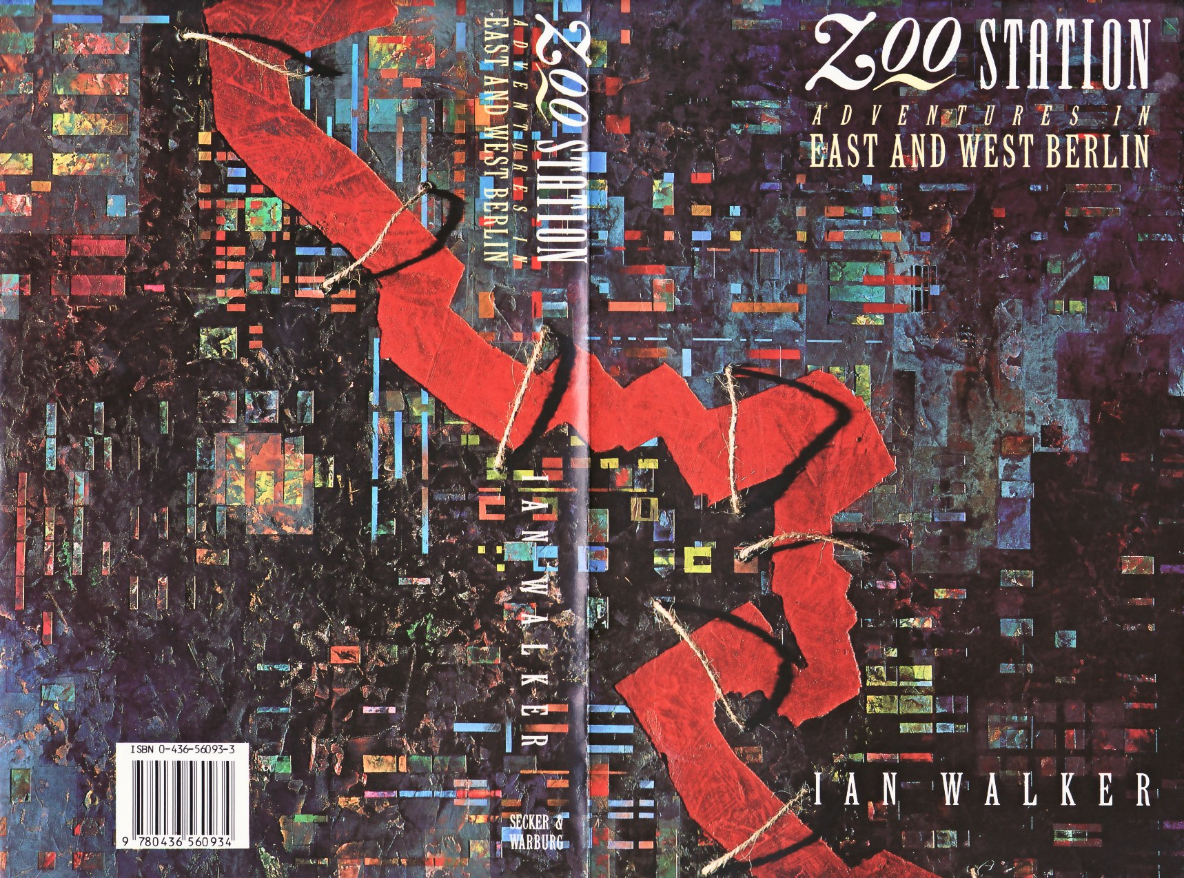 Ian Walker- Zoo Station