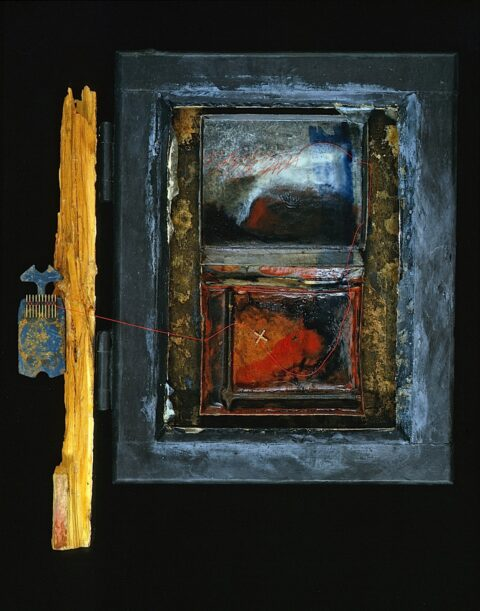 Breath On The Mirror (for-Andrei-Tarkovsky) 1989-90
