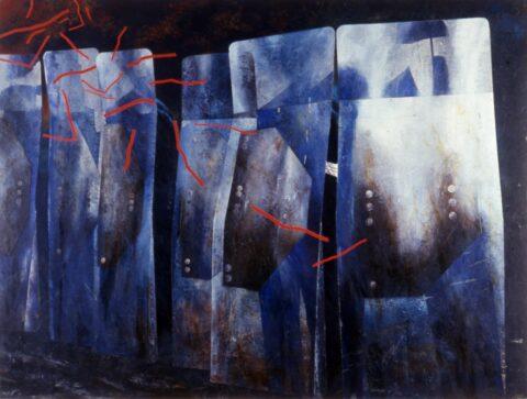 Sheet Salience (Brixton) 1982