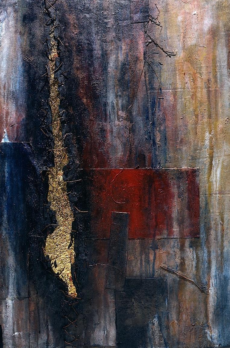 Taumult Still [Burst] towards Closure) 1997